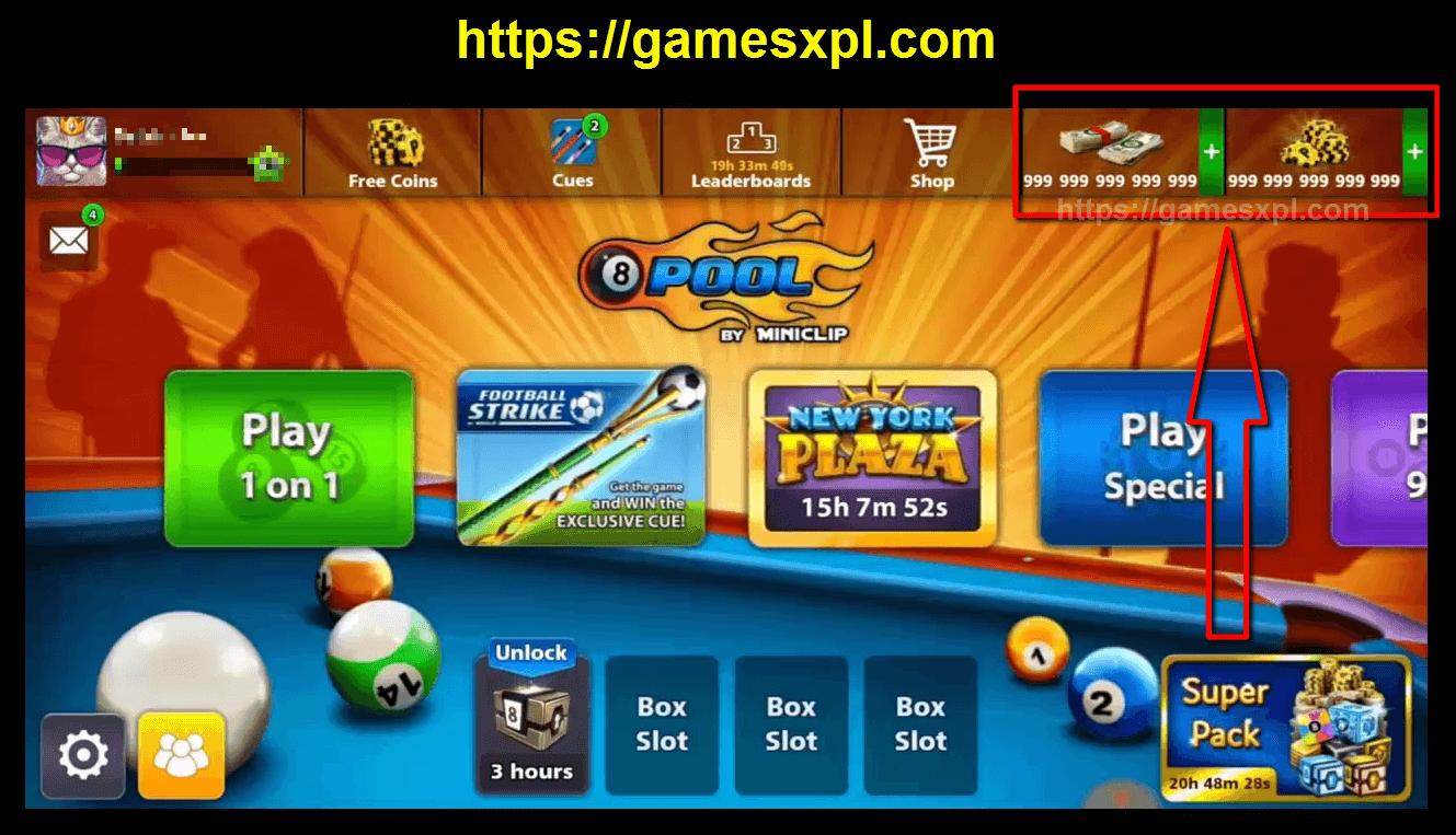 8 Ball Pool Hack Mod Apk Cheats – How to Get Unlimited Cash and Coins – iOS, Android, Windows