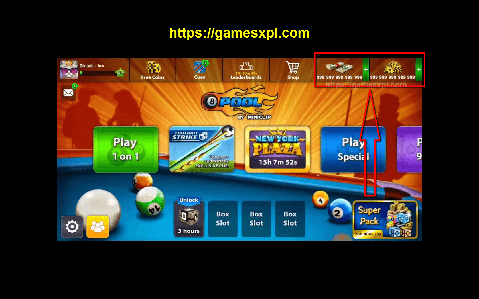 8 Ball Pool Hack Mod Apk-How to Get Unlimited Cash and Coins-iOS-Android-Windows