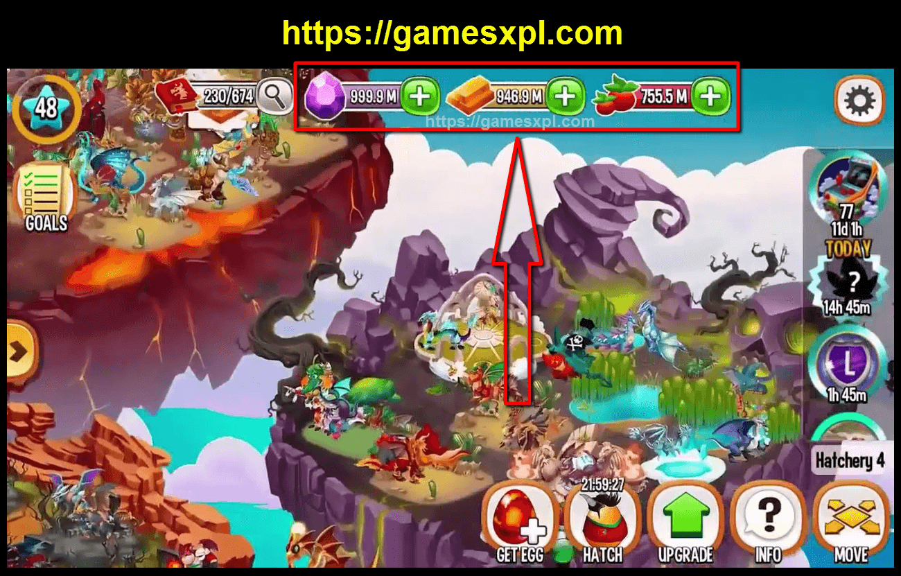 Dragon City Hack Mod Apk Cheats – How to Get Unlimited Gems, Gold and Food – iOS, Android, Windows
