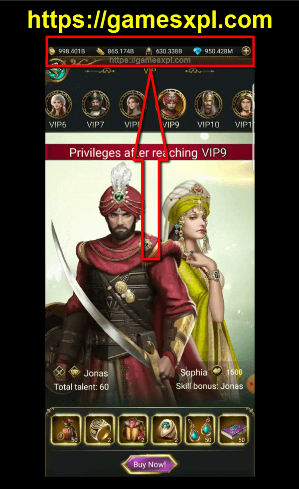 Game of Sultans Hack Mod Apk Cheats – How to Get Unlimited Diamonds – iOS, Android, Windows