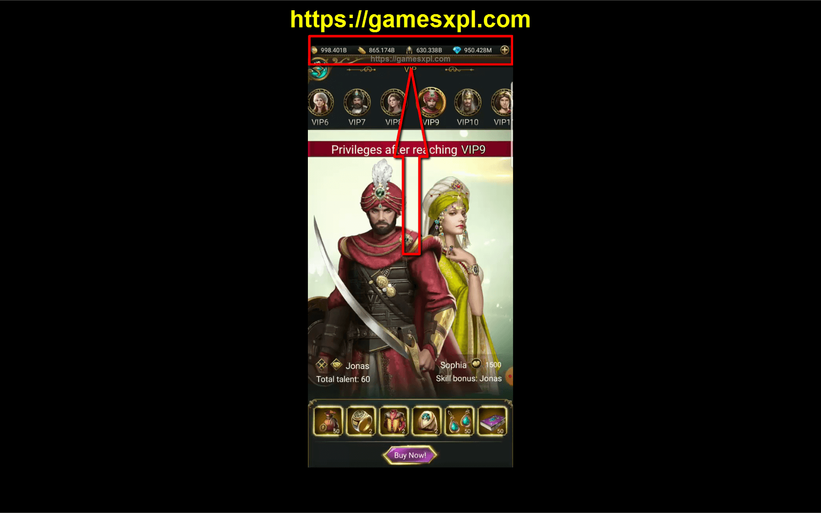 Game of Sultans Hack Mod Apk – How to Get Unlimited Diamonds – iOS, Android, Windows