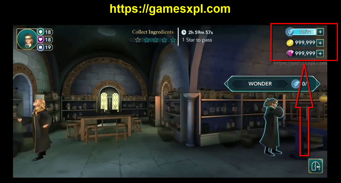 Harry Potter Hogwarts Mystery Hack Mod Apk Cheats – How to Get Unlimited Gems and Coins – iOS, Android, Windows