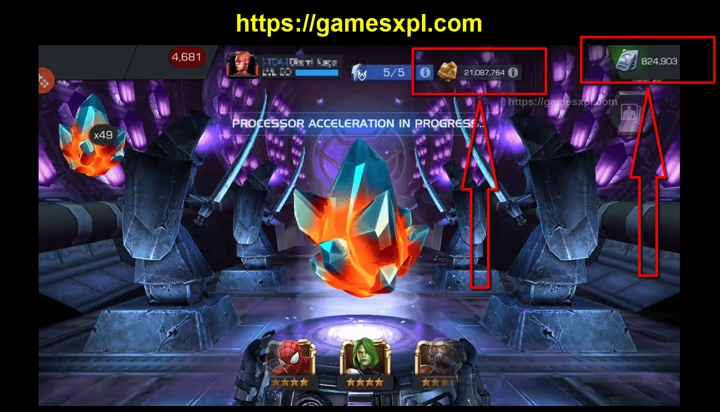 Marvel Contest of Champions Hack Mod Apk Cheats – How to Get Unlimited Units and Gold – iOS, Android, Windows