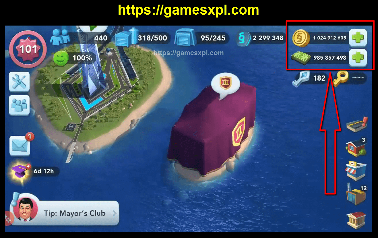 SimCity BuildIt Hack Mod Apk Cheats – How to Get Unlimited SimCash and Simoleons – iOS, Android
