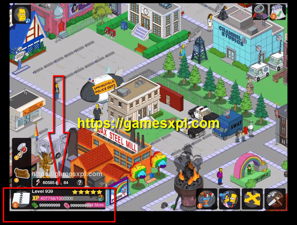 The Simpsons Tapped Out Hack Mod Apk Cheats – How to Get Unlimited Donuts and Money – iOS, Android, Windows